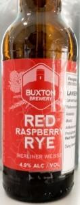 Red Raspberry Rye