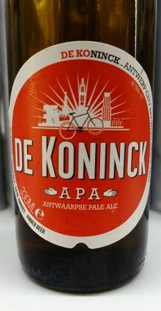 De Koninck Antwerp Pale Ale