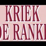 Kriek De Ranke – Webblansering på Systembolaget 28 Januari