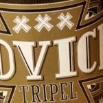 Brouwerij de Landtsheer Novice black tripel