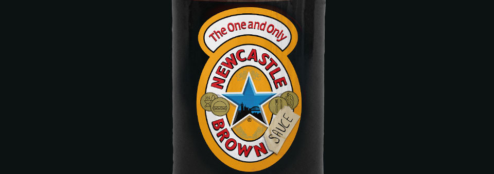 Newcastle Brown Sauce