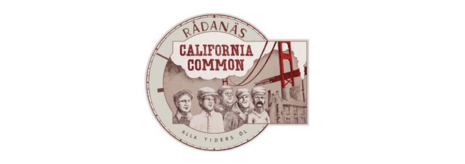Rådanäs California Common - Tillfälligt sortiment lokalt och småskaligt 3 oktober