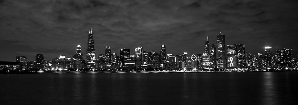 Chicago Inför resan till USA