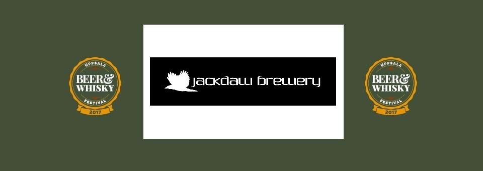 5 snabba med Fredrik Bjarman på Jackdaw Brewery