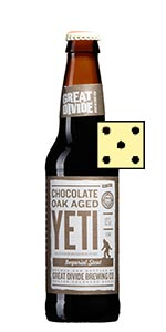 Chocolate Oak Aged Yeti Imperial Stout Nyheter små partier 7 April