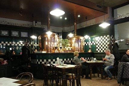 Pivovarský Dům Prague