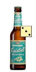 Kristall Weizenbock Nyheter små partier 7 April