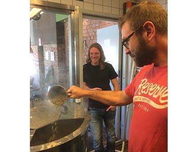 Bryggeriet Ångkvarn med Chris Umlandt