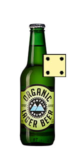 Mountain Brews Organic Lager