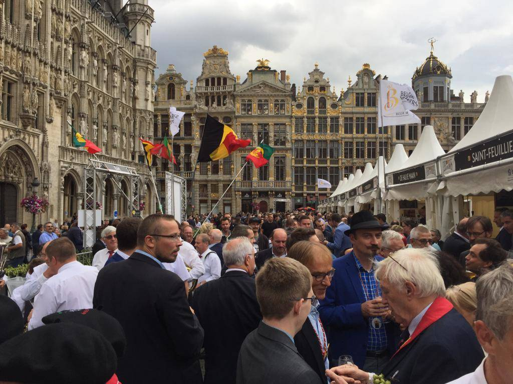Belgian Beer Weekend 2017