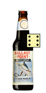 Ballast Point Mocha Marlin Winter Release