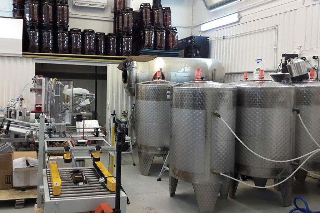Kimito Brewing Bryggeri 1