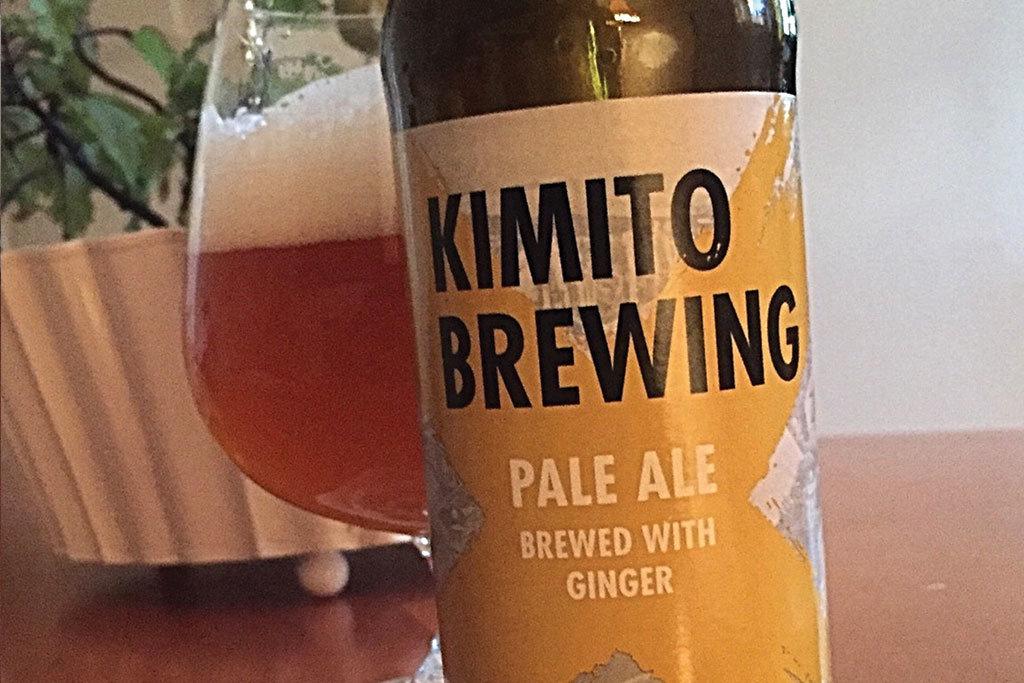 Kimito Ginger Pale Ale