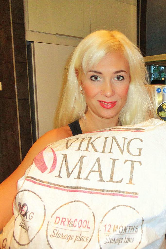 Stina Meller Sahlberg Kimito Brewing