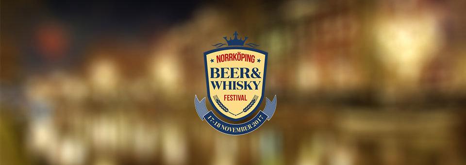 Norrköping Beer & Whisky Festival 2017