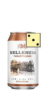 Melleruds Paradpilsner Pilsner.nu