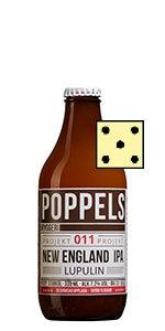 Poppels Projekt 011 NEIPA Lupulin