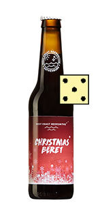 West Coast Beersmiths Christmas Beret