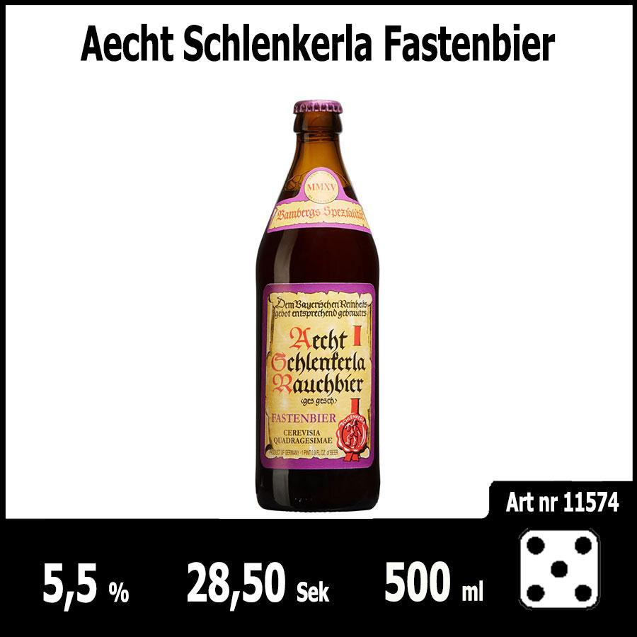 Aecht Schlenkerla Fastenbier - Pilsner.nu