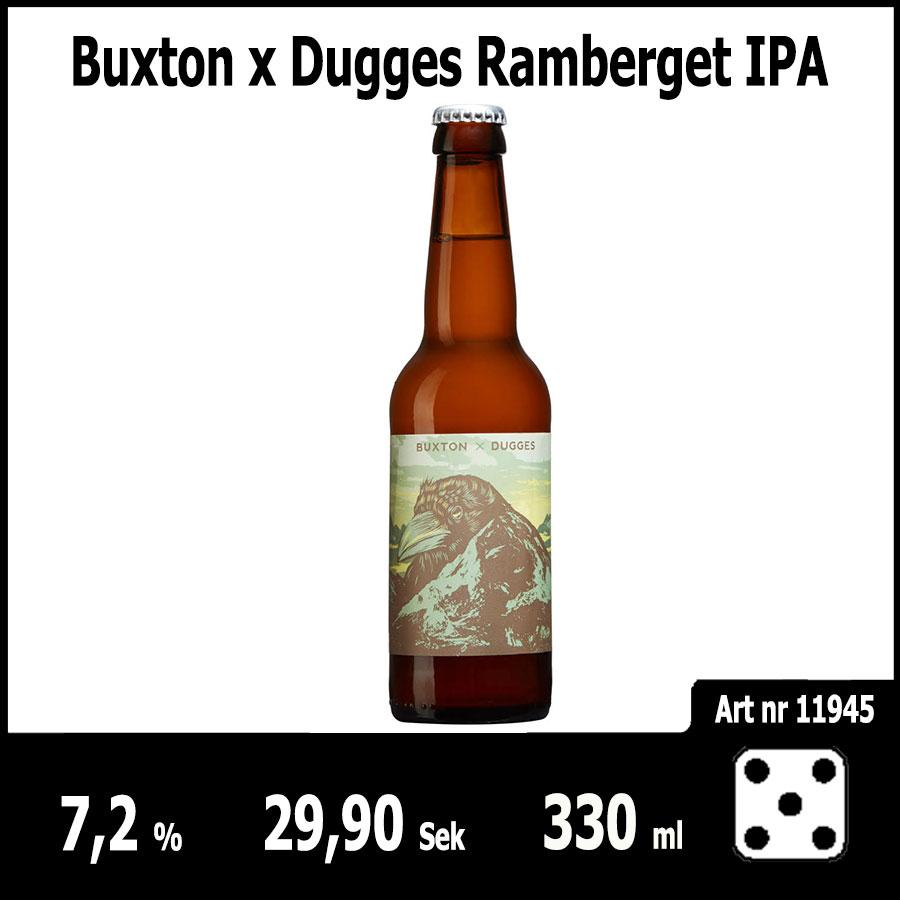 Buxton x Dugges Ramberget IPA - Pilsner.nu