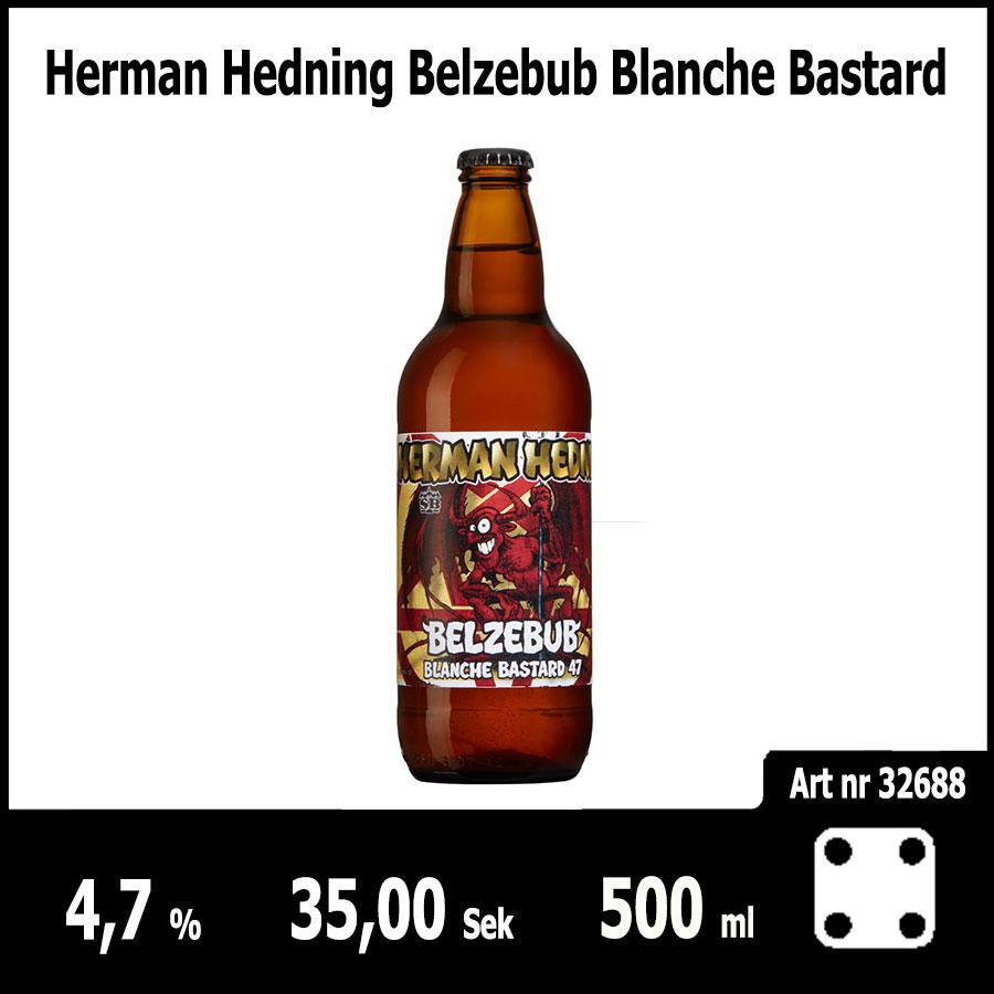 Herman Hedning Belzebub Blanche Bastard - Pilsner.nu