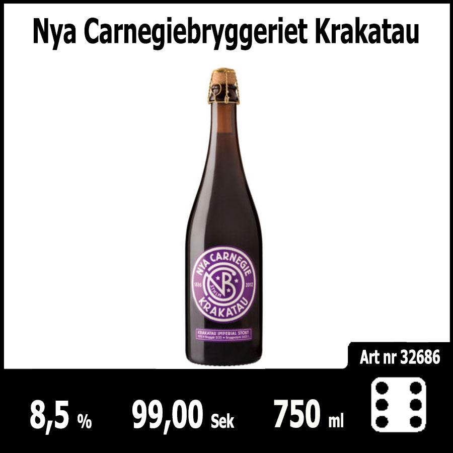 Nya Carnegiebryggeriet Krakatau - Pilsner.nu