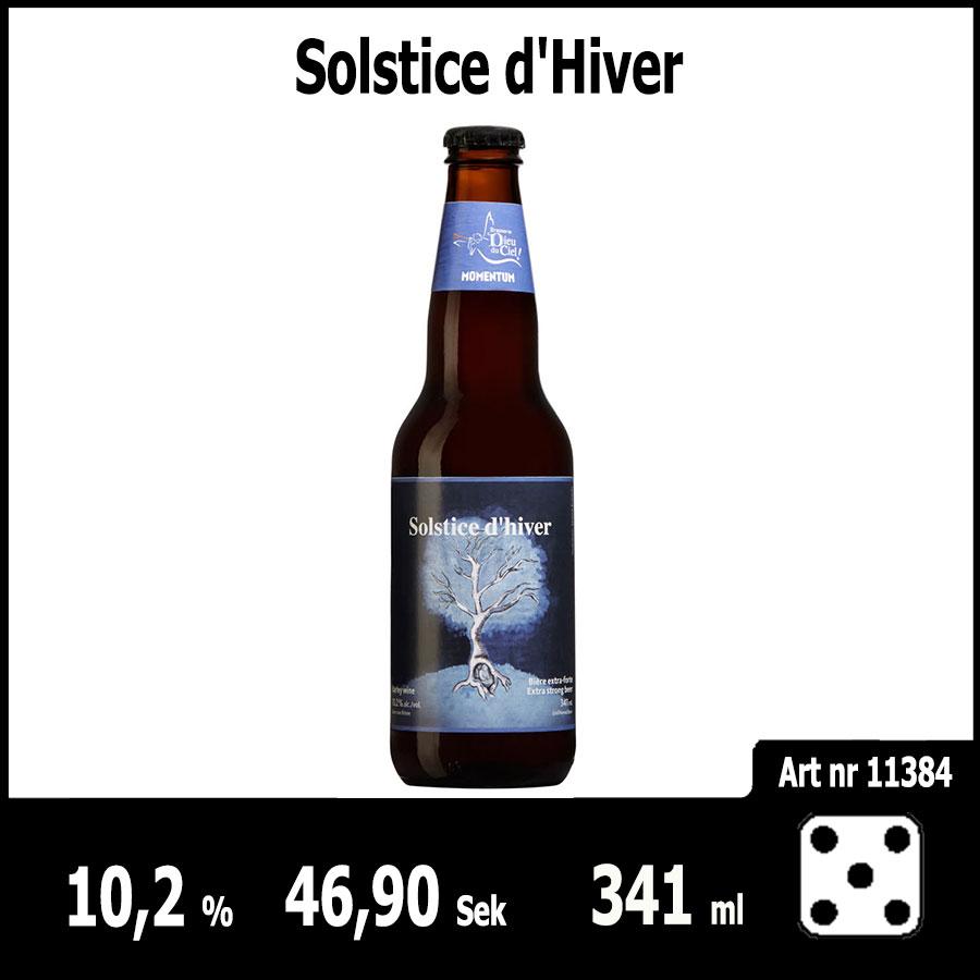 Solstice d'Hiver - Pilsner.nu