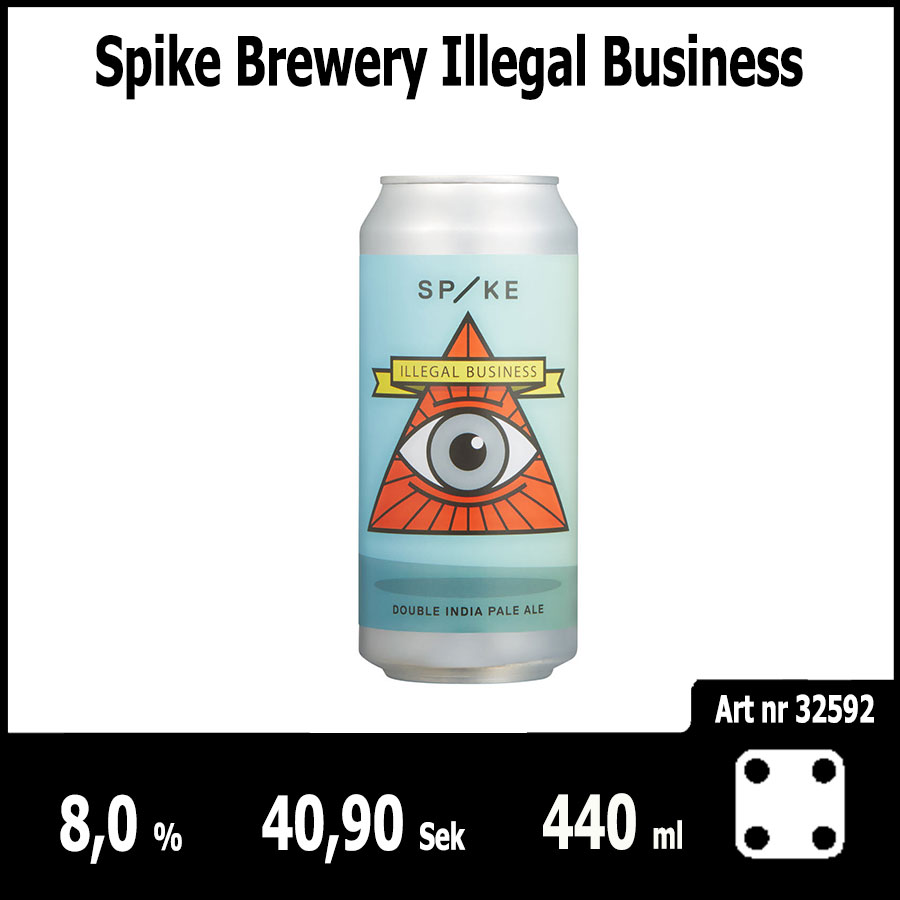 Spike Brewery Illegal Business - Pilsner.nu