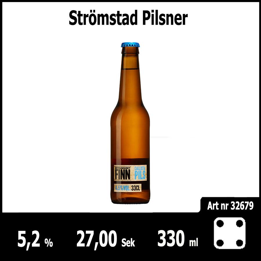 Strömstad Pilsner - Pilsner.nu