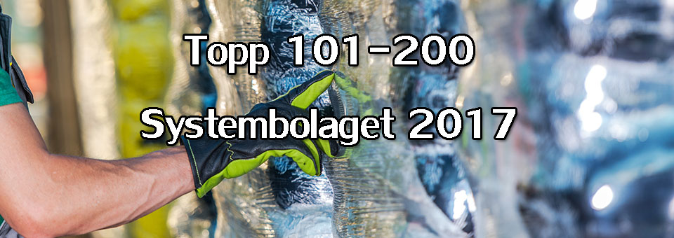 Topp 101-200 på Systembolaget 2017