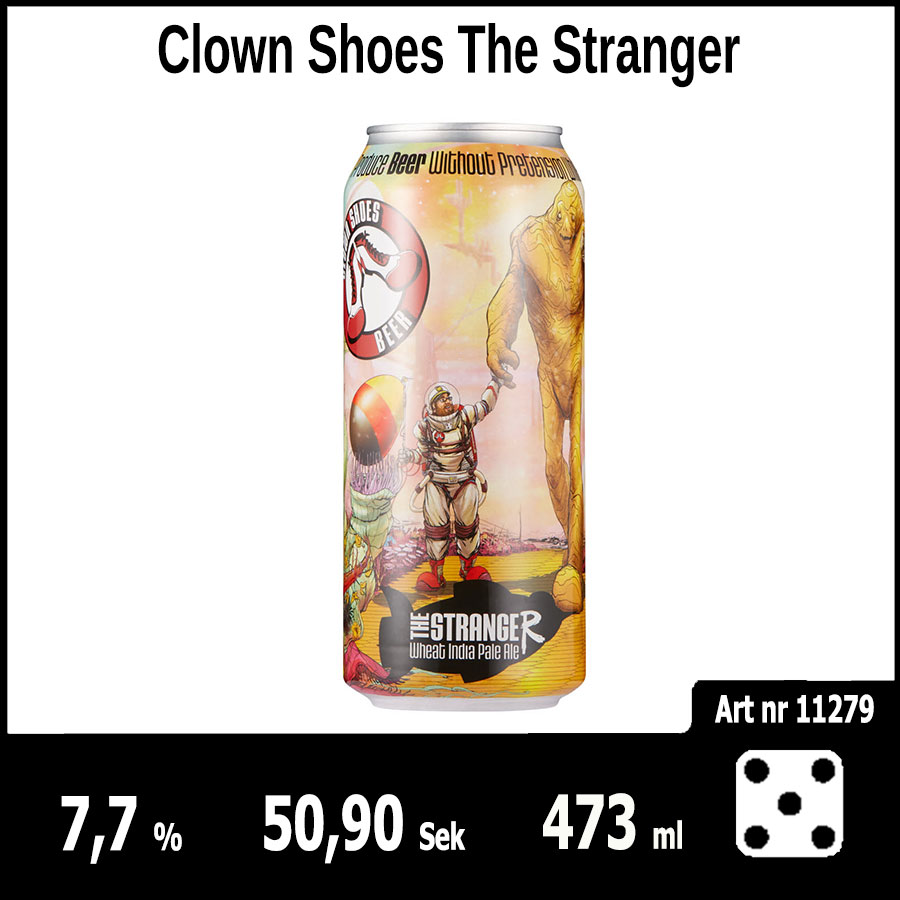 Clown Shoes The Stranger - Pilsner.nu