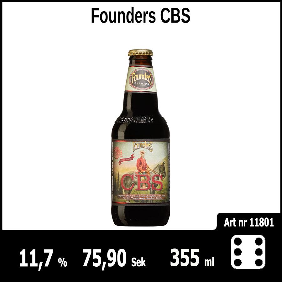 Founders CBS - Pilsner.nu