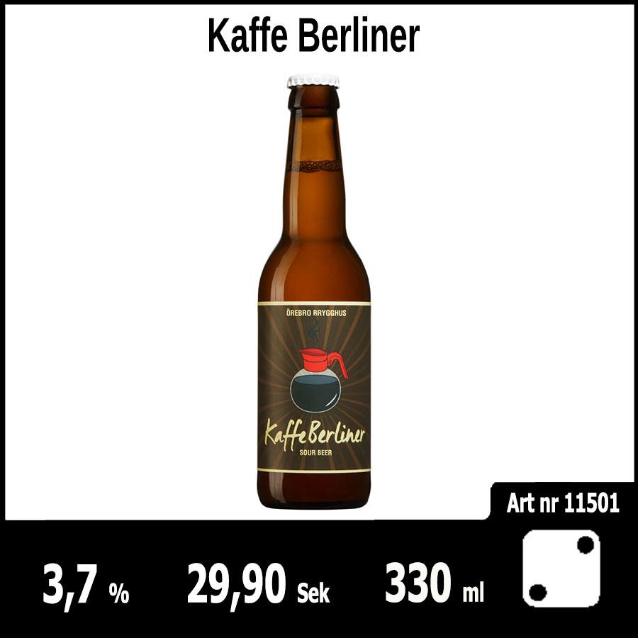 Kaffe Berliner - pilsner.nu
