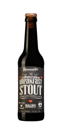 Remmarlöv The Collaboration Breakfast Stout - Pilsner.nu