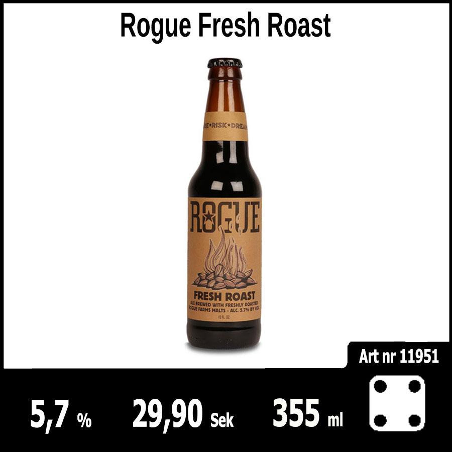 Rogue Fresh Roast - Pilsner.nu