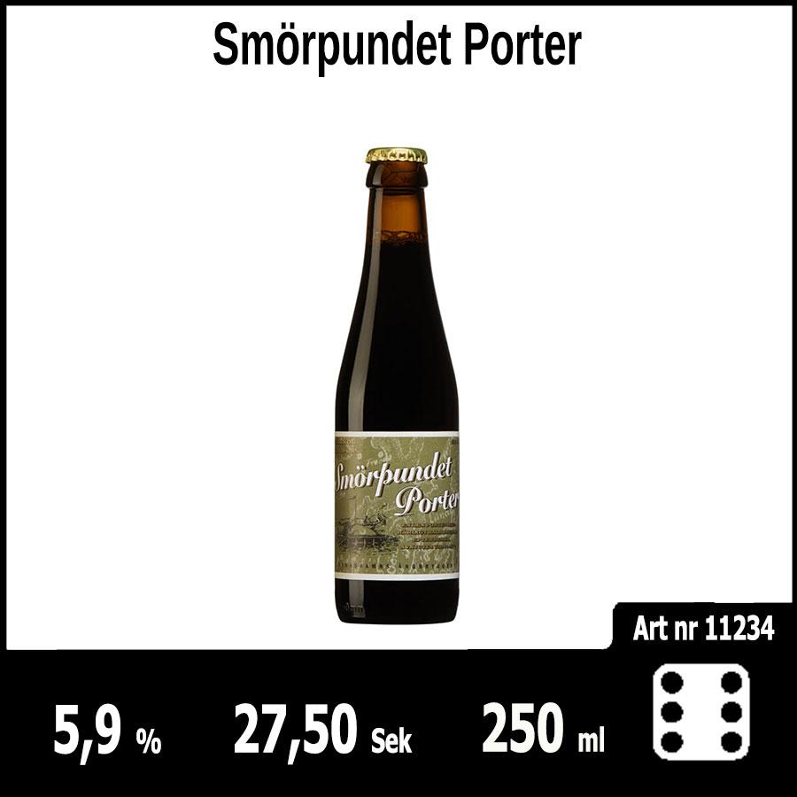 Smörpundet Porter - Pilsner.nu