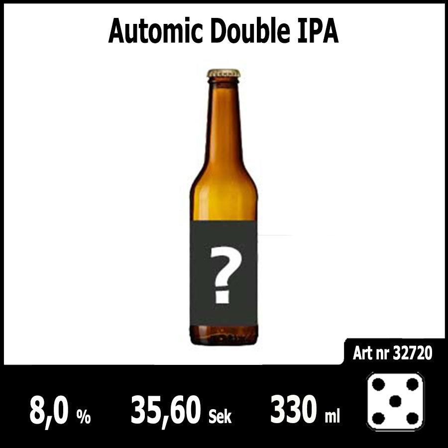 Automic Double IPA - Pilsner.nu