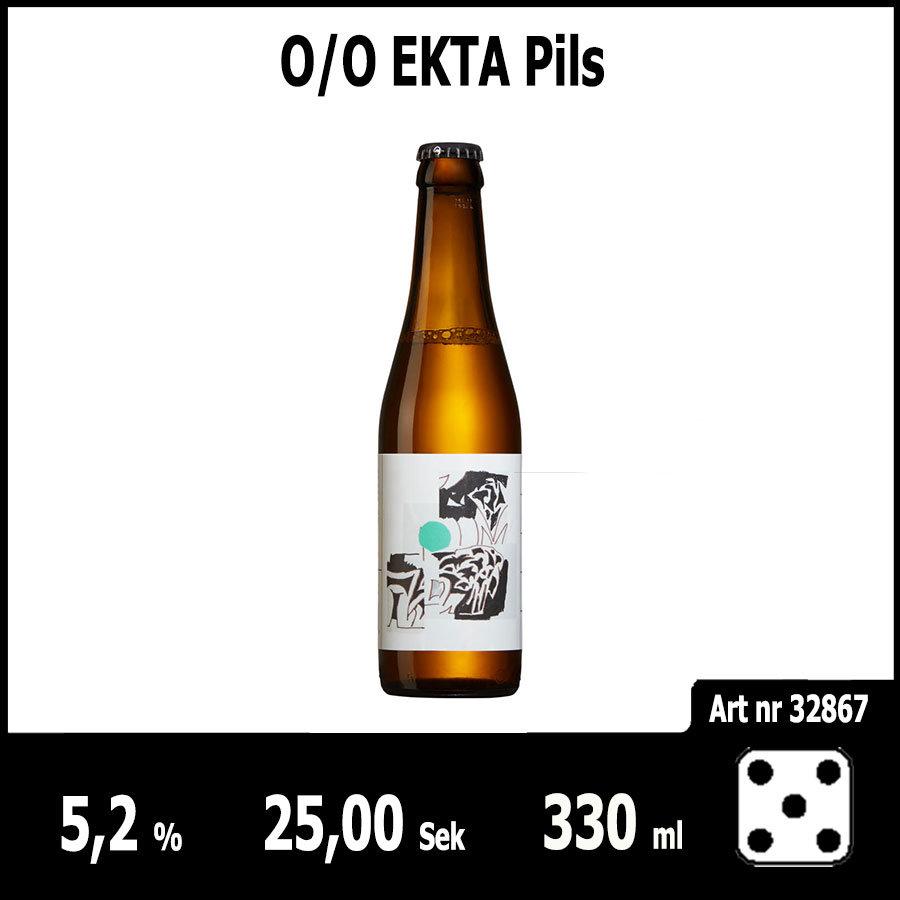 O/O EKTA Pils - Pilsner.nu
