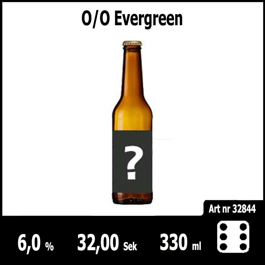 O/O Evergreen - Pilsner.nu