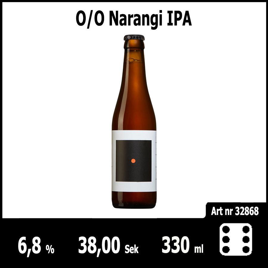 O/O Narangi IPA - Pilsner.nu