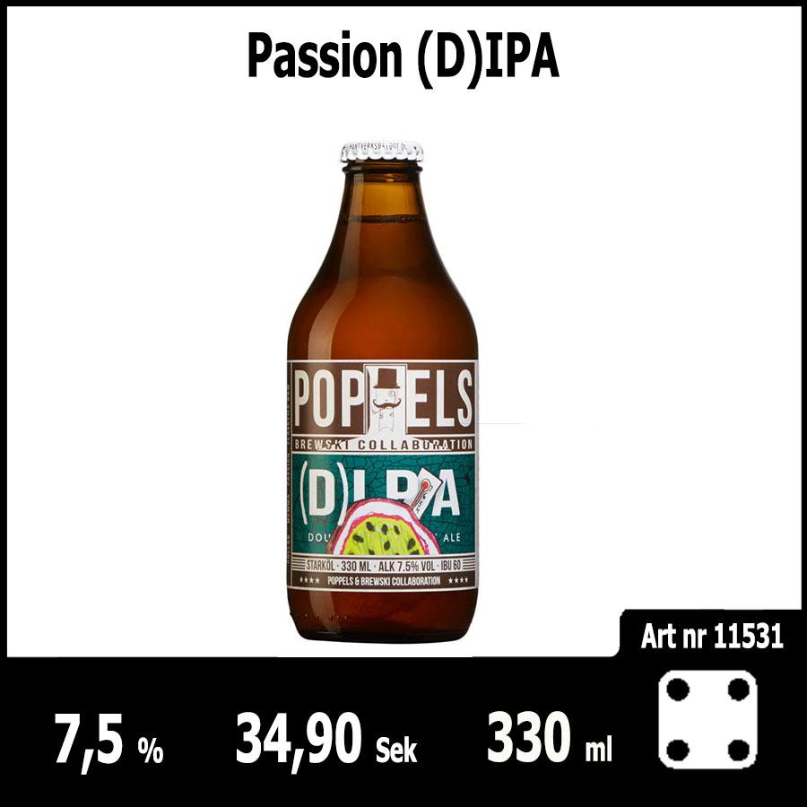 Passion (D)IPA - Pilsner.nu