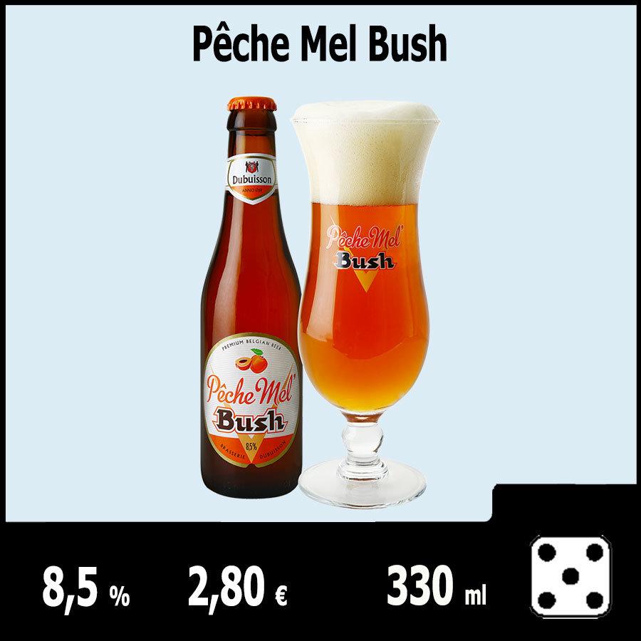 Pêche Mel Buch - Pilsner.nu