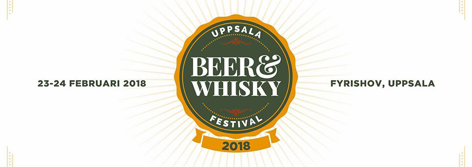 Uppsala Beer & Whisky 2018