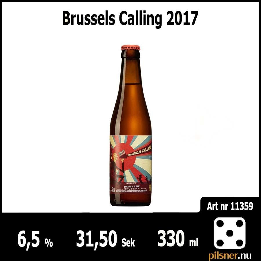 Brussels Calling 2017 - Pilsner.nu