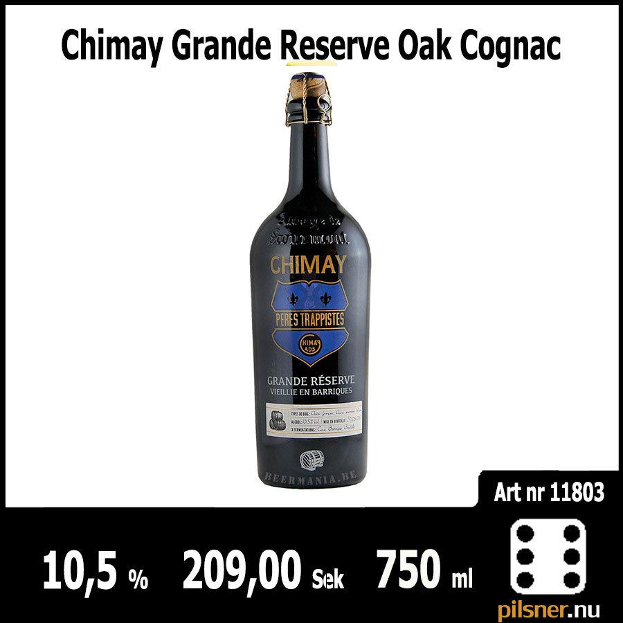Chimay Grande Reserve Oak Cognac