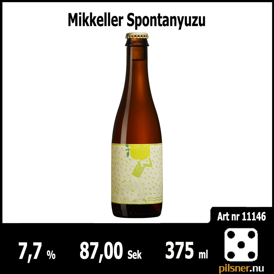 Mikkeller Spontanyuzu