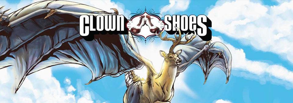 Clown Shoes White Tail Unidragon Header ~ Pilsner.nu