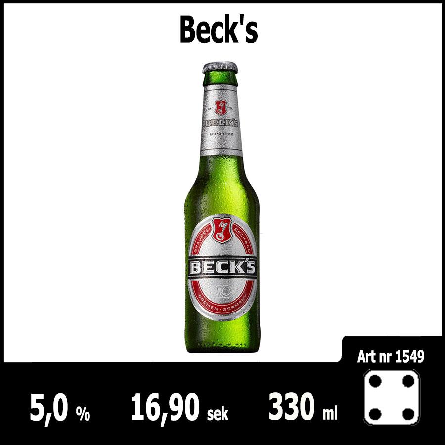 Beck's - FSB Juni 2018 : Pilsner.nu