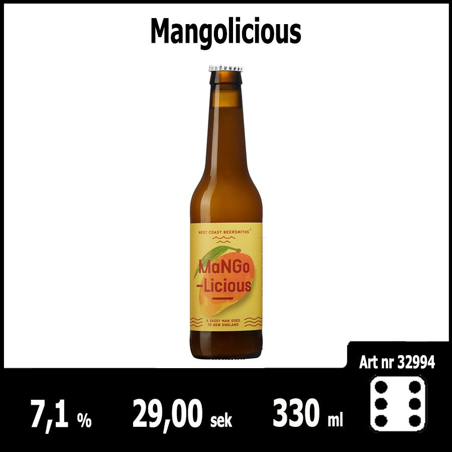 Mangolicious - Pilsner.nu