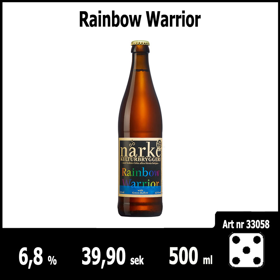 Rainbow Warrior - Pilsner.nu